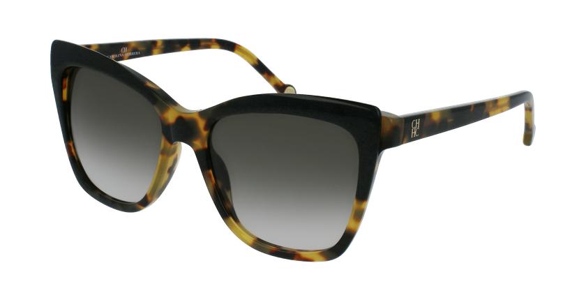 Gafas de sol mujer SHE791 negro/carey - vue de 3/4