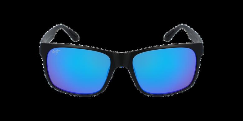 Gafas de sol Red Sands negrovista de frente