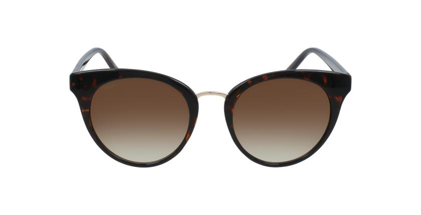 Gafas de sol mujer MAUD carey - vista de frente