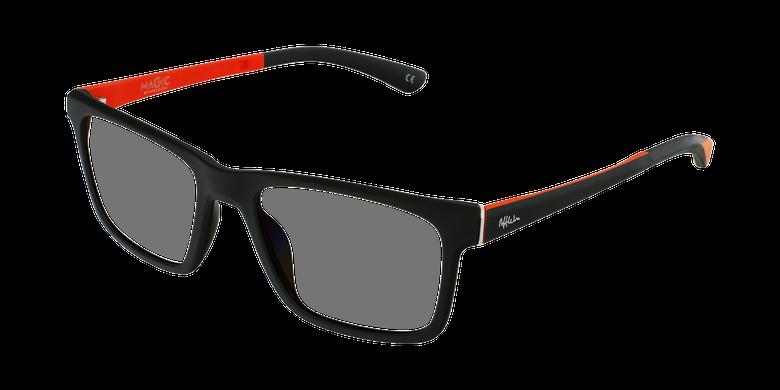 Gafas graduadas niños MAGIC 64 negro/naranja