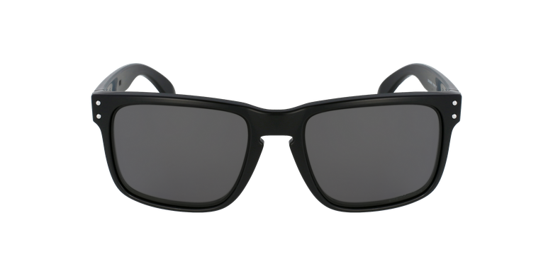 Gafas de sol hombre HOLBROOK negrovista de frente