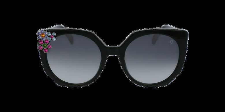 Gafas de sol mujer STOA41S negro/careyvista de frente