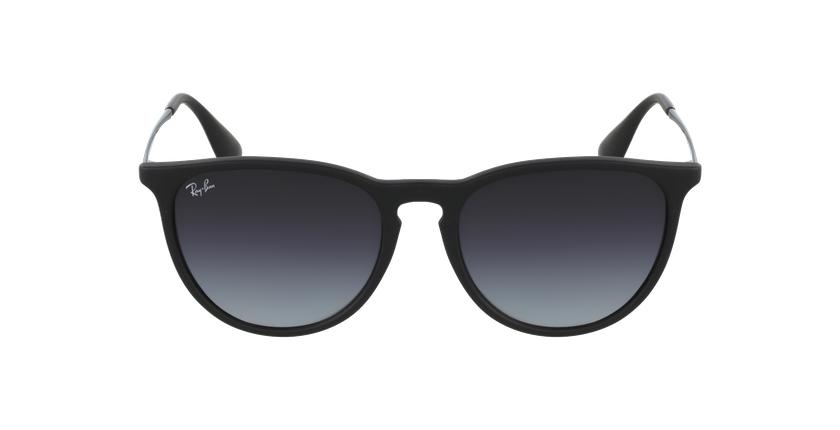 Gafas de sol ERIKA negro/negro - vista de frente