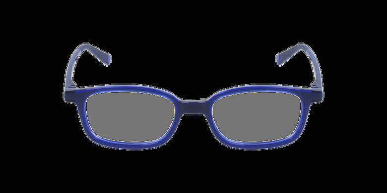 Gafas graduadas niños RFOP1 azulvista de frente
