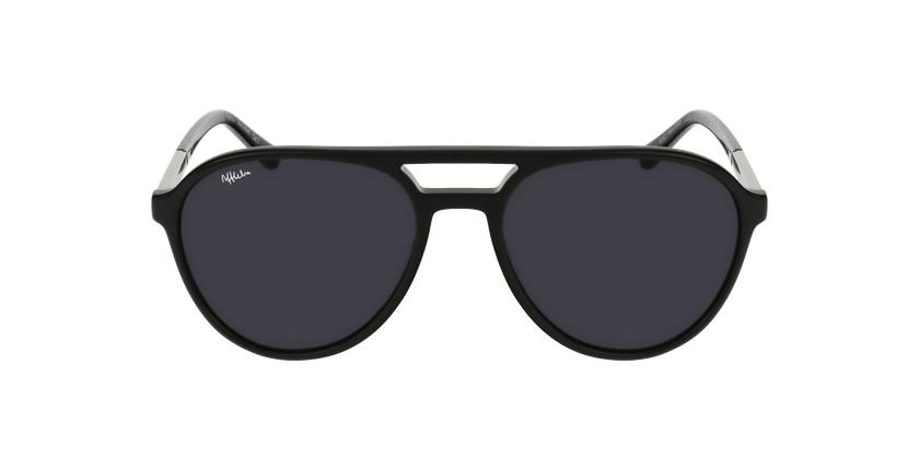 Gafas de sol hombre JONAS negro - vista de frente
