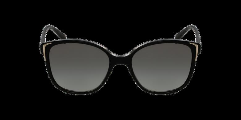 Gafas de sol mujer 0PR 01OS negrovista de frente