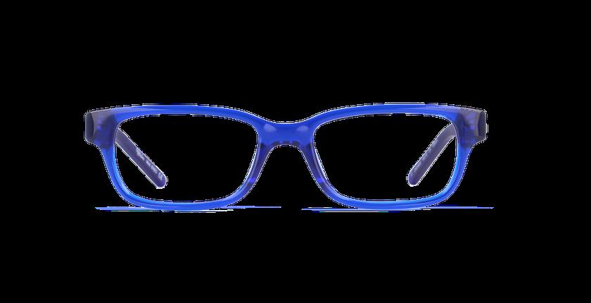 Gafas graduadas niños ENZO azul - vista de frente