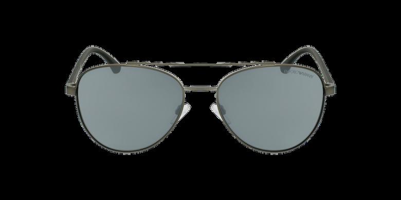 Gafas de sol hombre EA2079 negro/negrovista de frente