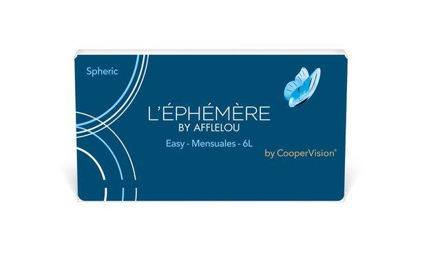 Lentillas L'EPHEMERE EASY - MENSUAL - vista de frente