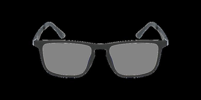 Gafas graduadas hombre MAGIC 38 BLUEBLOCK negrovista de frente