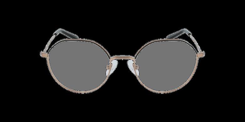 Gafas graduadas mujer ANAELLE negro/dorado