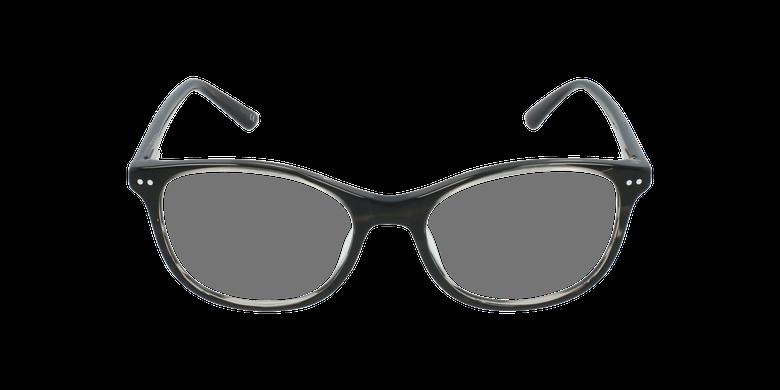 Gafas graduadas niños PAULA negrovista de frente
