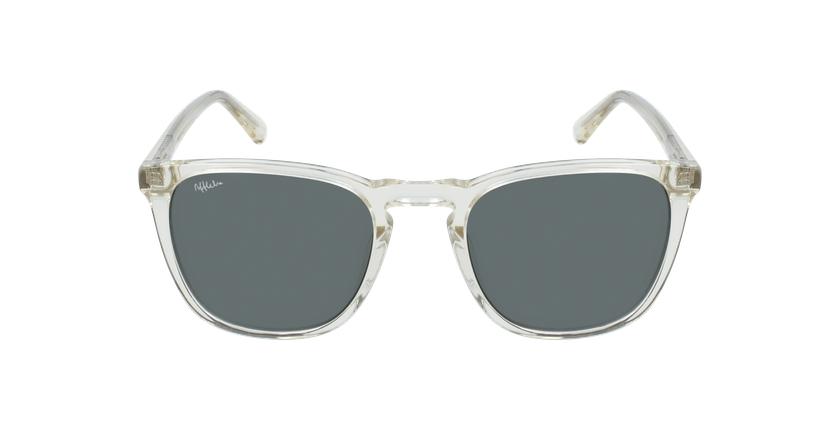 Gafas de sol hombre ERVIN transparente - vista de frente