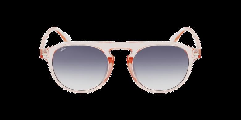 Gafas de sol BEACH rosavista de frente