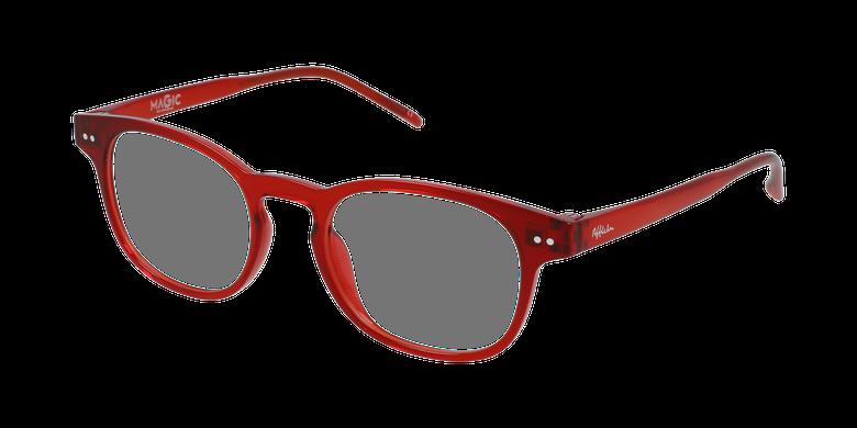 Gafas graduadas niños MAGIC 50 BLUEBLOCK rojo
