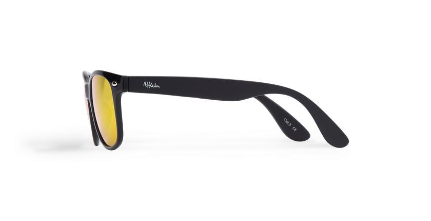 Gafas de sol niños SPEED - NIÑOS negro - vista de lado