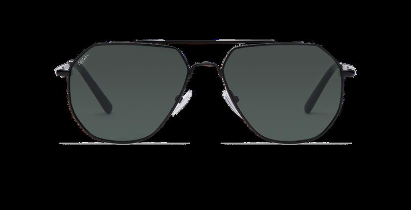 Gafas de sol hombre MENDOSA negro - vista de frente