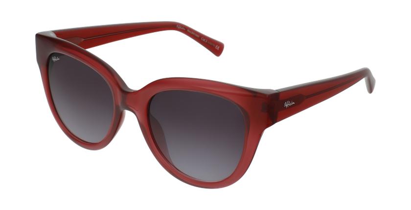 Gafas de sol mujer BRITANY rosa - vue de 3/4