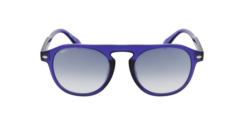 Gafas de sol BEACH morado - vista de frente