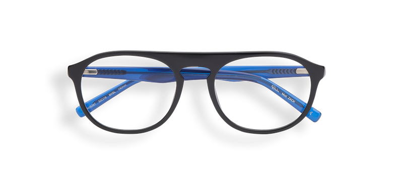 Gafas graduadas hombre ZACK negro/azul