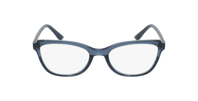 Gafas graduadas mujer VO5292 azul/azul - vista de frente