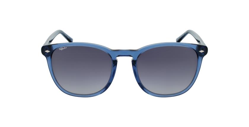 Gafas de sol JACK azul/blanco - vista de frente