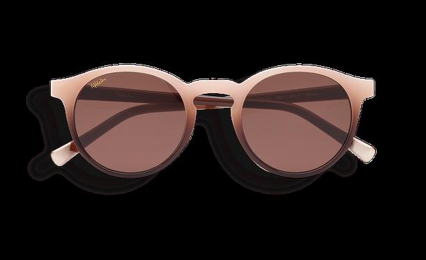 Gafas de sol mujer CARMEN marrón - danio.store.product.image_view_face
