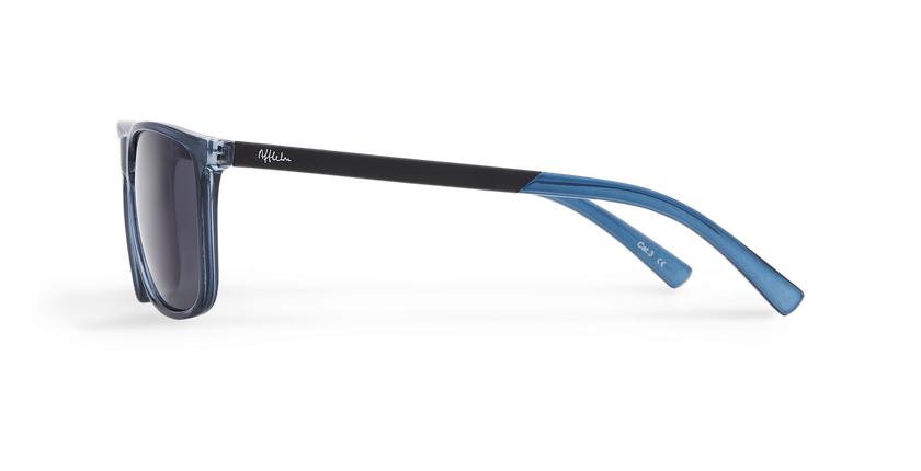 Gafas de sol hombre NATAL azul - vista de lado
