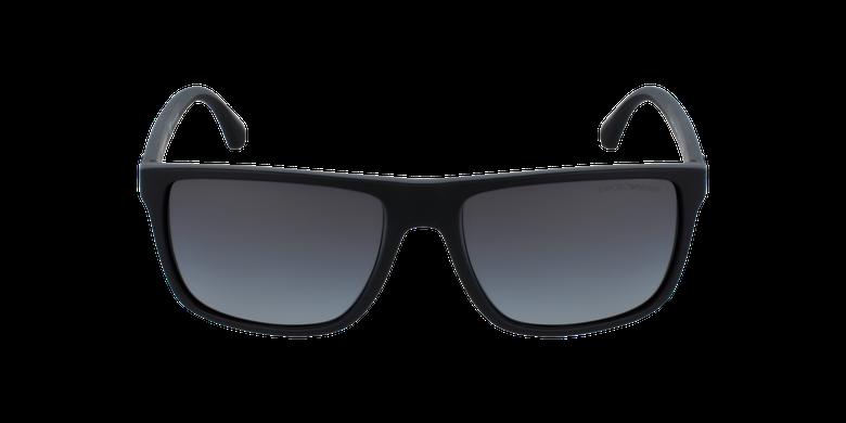 Gafas de sol hombre 0EA4033 negro/gris