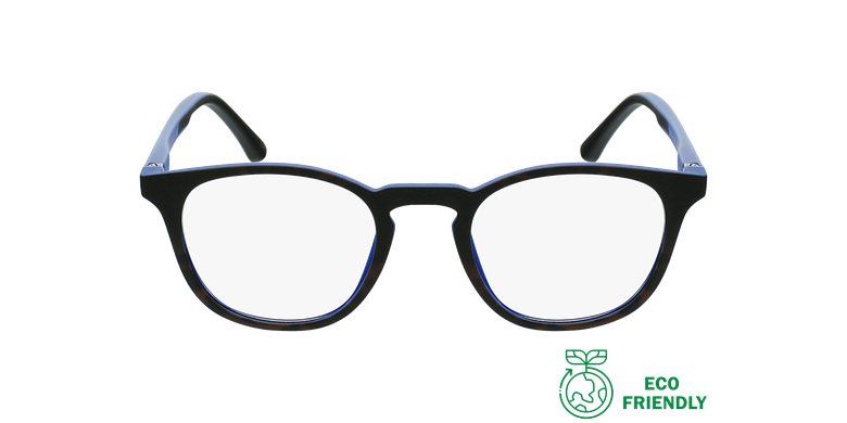 Gafas graduadas niños MAGIC 79 ECO-RESPONSABLE carey/azul