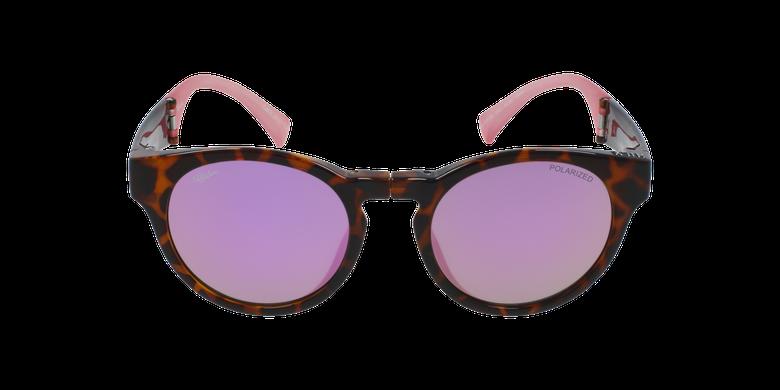 Gafas de sol mujer SLALOM carey/rosa