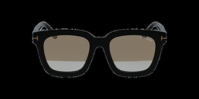 Gafas de sol mujer SARI negrovista de frente