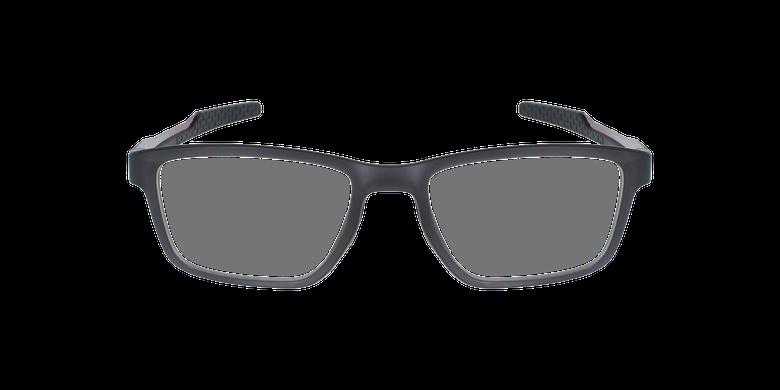 Gafas graduadas hombre OX8153 negro/rojovista de frente