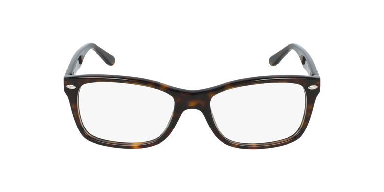 Gafas graduadas mujer RX5228 carey/careyvista de frente