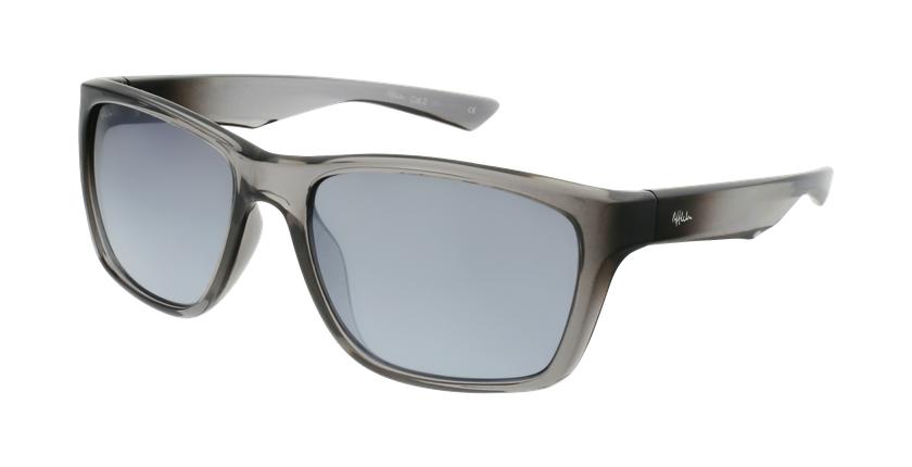 Gafas de sol hombre ALIO gris - vue de 3/4
