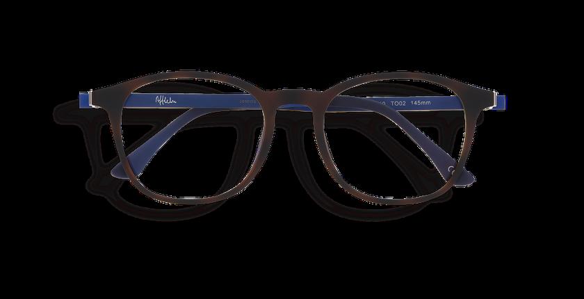 Gafas graduadas hombre MAGIC 25 BLUE BLOCK carey/azul - vista de frente