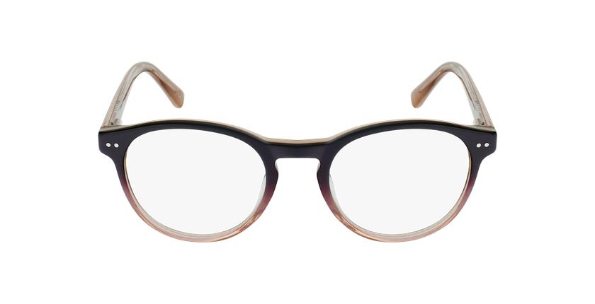 Gafas graduadas niños LIV morado - vista de frente
