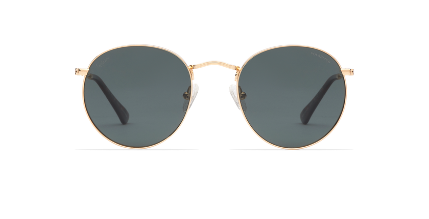 Gafas de sol MAURI POLARIZED dorado - vista de frente