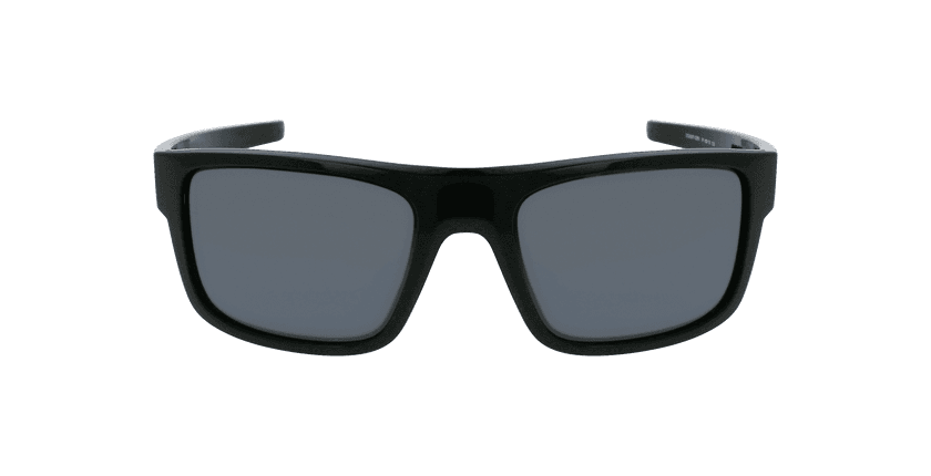 Gafas de sol hombre DROP POINT negro - vista de frente