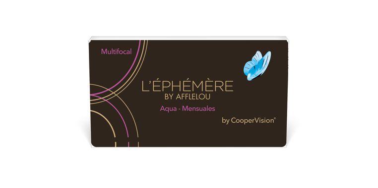 Lentillas L'EPHEMERE AQUA MULTIFOCAL D - MENSUAL
