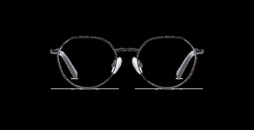 Gafas graduadas mujer SELENA negro - vista de frente
