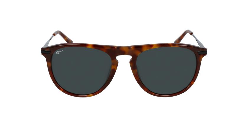 Gafas de sol hombre LYAM carey - vista de frente