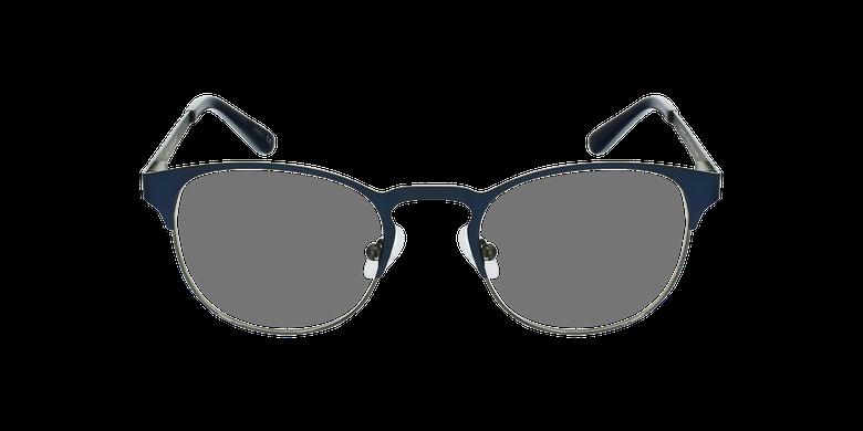 Gafas graduadas hombre XAVIER azul/plateado