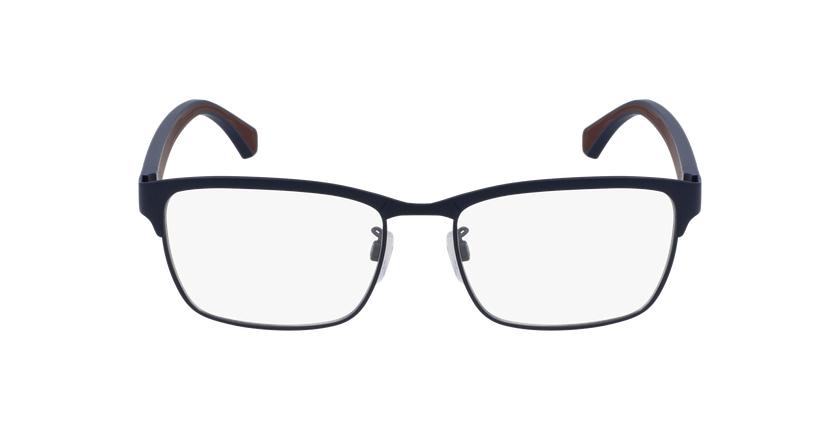 Gafas graduadas hombre EA 1098 azul/rojo - vista de frente