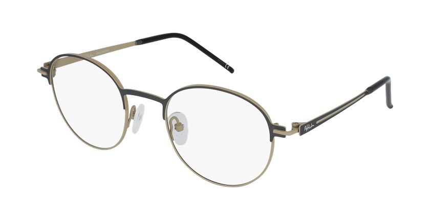 Gafas graduadas MARS gris/beige - vue de 3/4