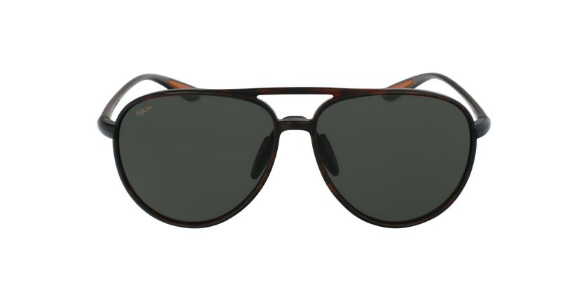 Gafas de sol hombre MARTI carey - vista de frente