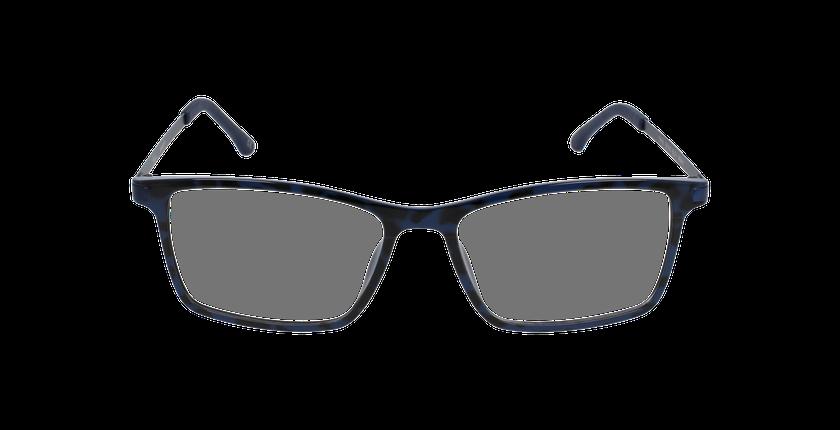 Gafas graduadas hombre MAGIC 19 azul/carey - vista de frente