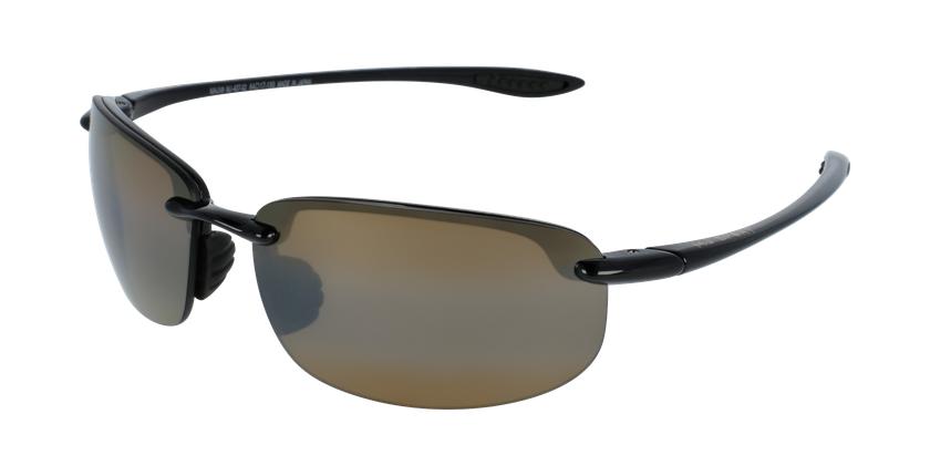 Gafas de sol Ho'okipa marrón - vue de 3/4