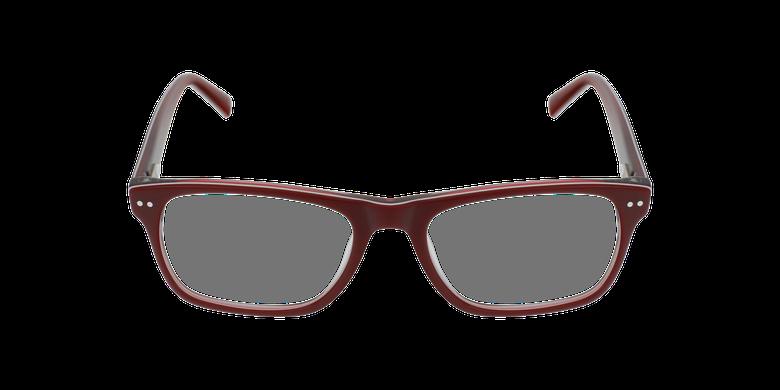 Gafas graduadas niños TED rojo/blanco