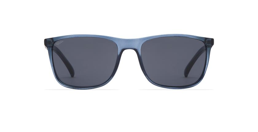 Gafas de sol hombre NATAL azul - vista de frente